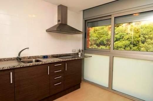 Appartementen Espronceda keuken