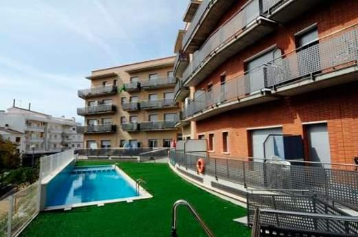 Appartementen Espronceda voorkant
