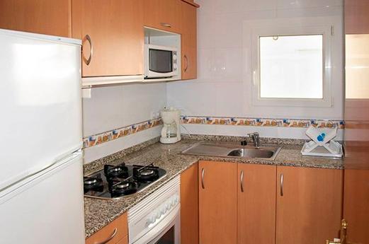 Appartementen Isern keuken