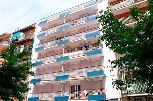 Appartementen Isern voorkant