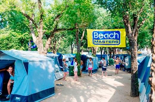 Camping La Masia op camping
