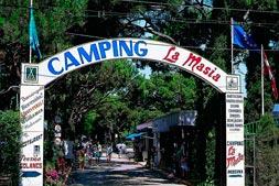 camping la masia blanes